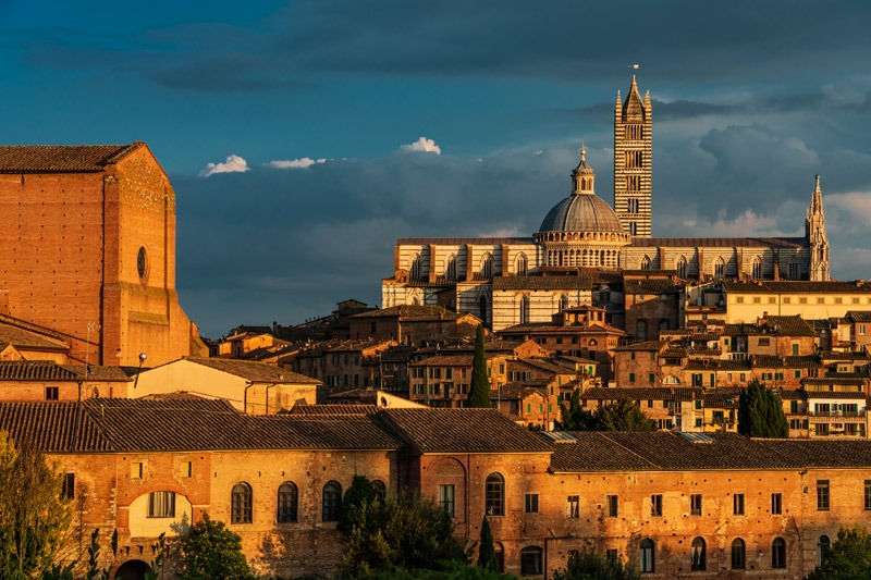 siena photo tour - photo walk © andrea bonfanti view of siena from san domenico
