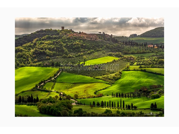 Tuscany Photo Tour Val d'Orcia landscapes